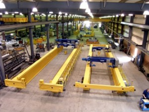 Top 10 EOT crane manufacturers in india