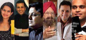 Top 10 most famous Authors of India